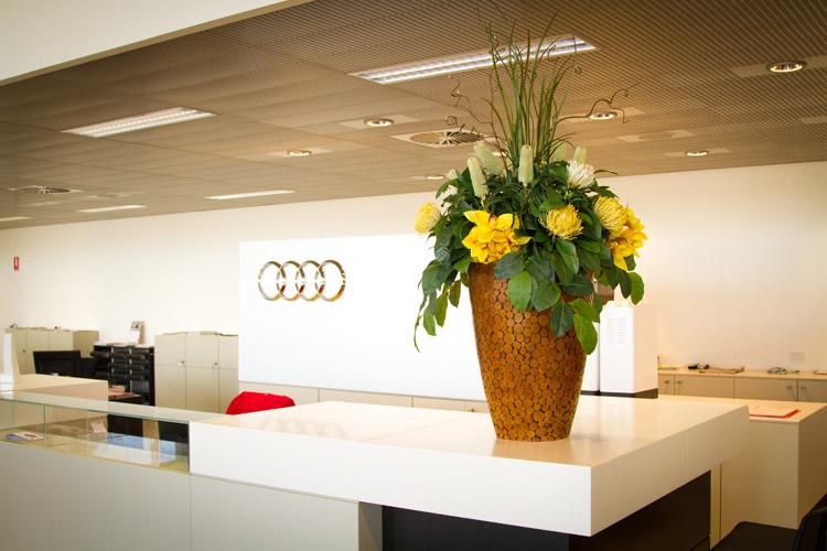 Artificial flower arrangements Geelong